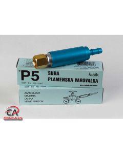 Suhi osigurač kisik za plinsko zavarivanje P5 reducir ventil-crijevo
