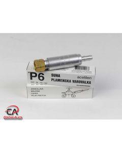Suhi osigurač acetilen za plinsko zavarivanje P6 reducir ventil-crijevo