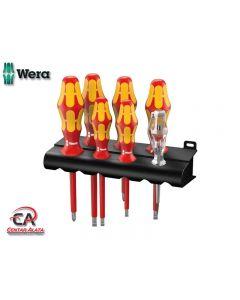 Wera 160i/7 VDE izvijači-odvijači garnitura 7 djelna