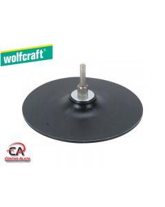 Wolfcraft Brusni disk na maticu 125mm za bušilicu 2020000 Akcija