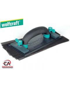 Wolfcraft Gladilica za knauf sa mrežicom 110x230mm 8722000