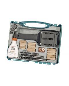 Wolfcraft garnitura alata za postavljanje drvenih tipolova 4645000