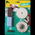 Wolfcraft garnitura za poliranje 2178 000
