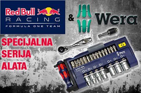 Red Bull Wera alat akcija